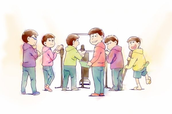 おそ松さん 3期 1話の動画 配信はどこで見ることができる?